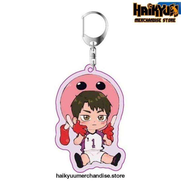 Haikyuu Anime Key Chain 01