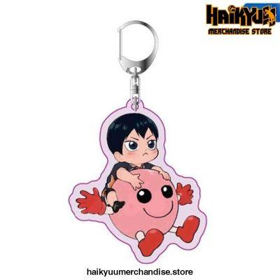 Haikyuu Anime Key Chain 04