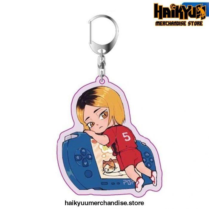 Haikyuu Anime Key Chain 06
