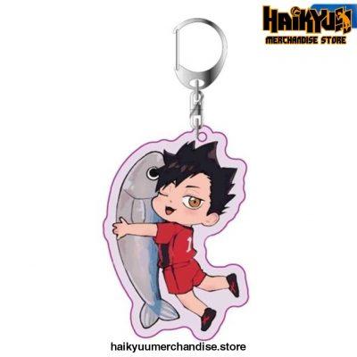 Haikyuu Anime Key Chain 07