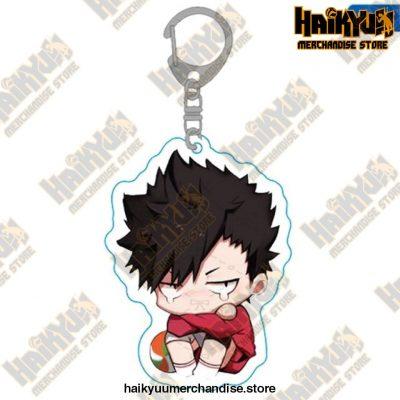 Haikyuu Anime Volleyball Boy Keychain H07