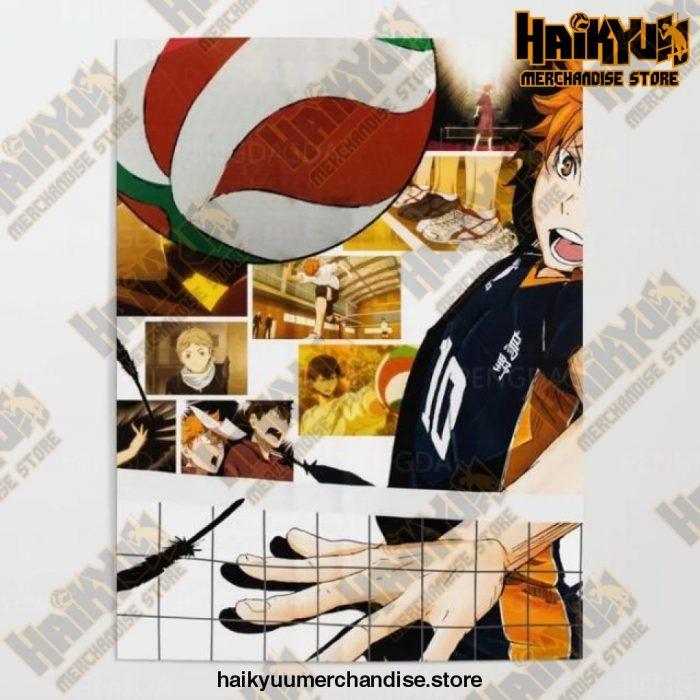 Haikyuu Anime Wall Artwork 50X70Cm No Frame / Nordic Jx3271-02