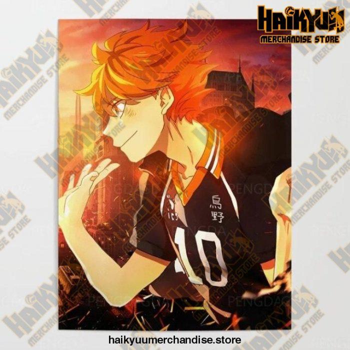 Haikyuu Anime Wall Artwork 50X70Cm No Frame / Nordic Jx3271-05