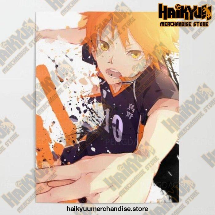 Haikyuu Anime Wall Artwork 50X70Cm No Frame / Nordic Jx3271-06