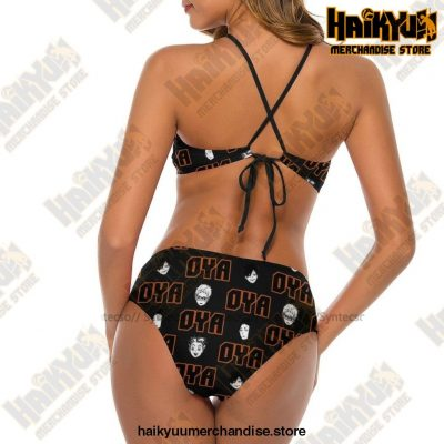 Haikyuu Bikini Swimsuit Two Piece Teenager Bathing Suit