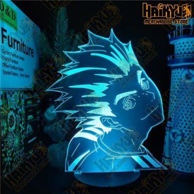 Haikyuu Bokuto 3D Led Anime Lamp