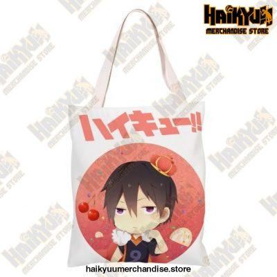 Haikyuu!! Canvas Shoulder Bag 1