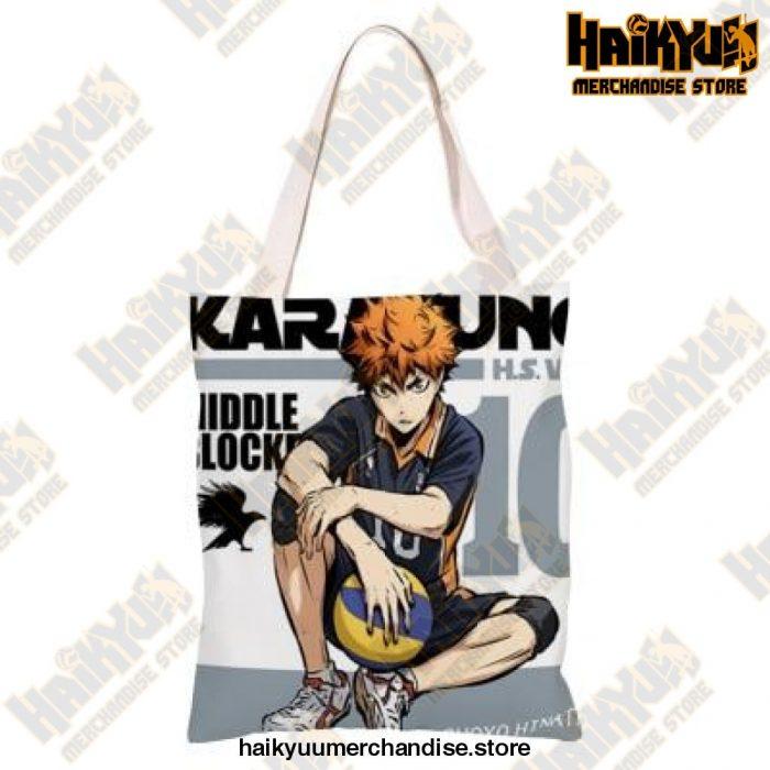 Haikyuu!! Canvas Shoulder Bag 3