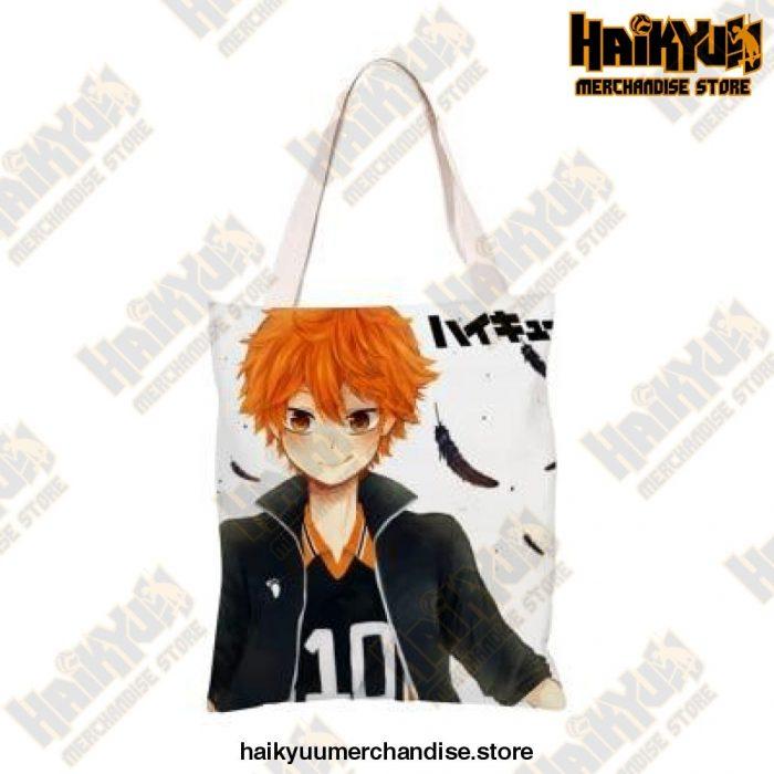 Haikyuu!! Canvas Shoulder Bag 5