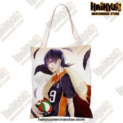 Haikyuu!! Canvas Shoulder Bag B