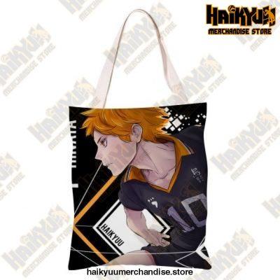 Haikyuu!! Canvas Shoulder Bag C