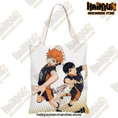 Haikyuu!! Canvas Shoulder Bag F