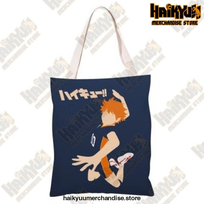 Haikyuu!! Canvas Shoulder Bag G