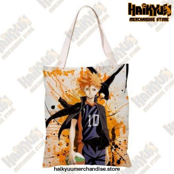 Haikyuu!! Canvas Shoulder Bag I
