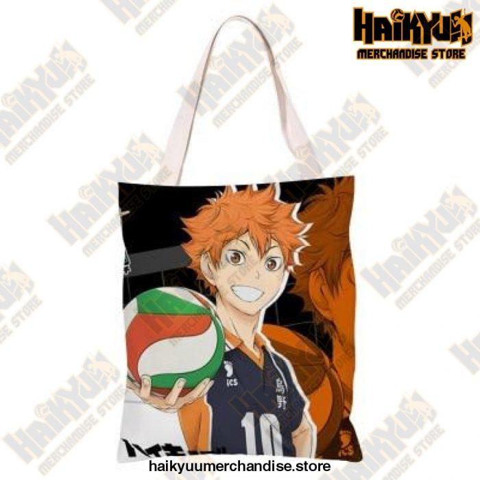 Haikyuu!! Canvas Shoulder Bag J