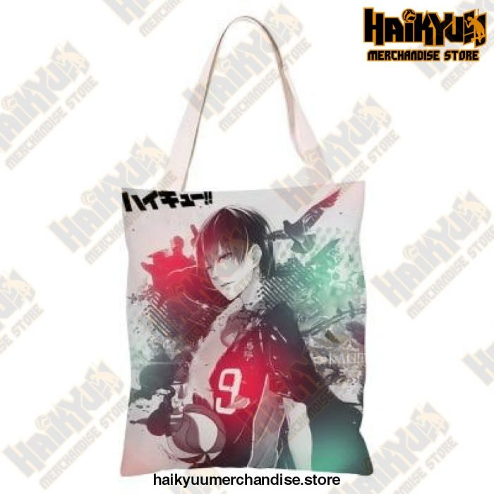Haikyuu!! Canvas Shoulder Bag N