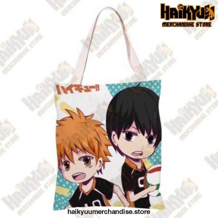 Haikyuu!! Canvas Shoulder Bag P