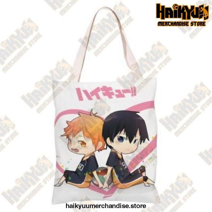 Haikyuu!! Canvas Shoulder Bag R