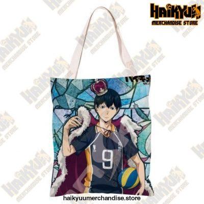Haikyuu!! Canvas Shoulder Bag S
