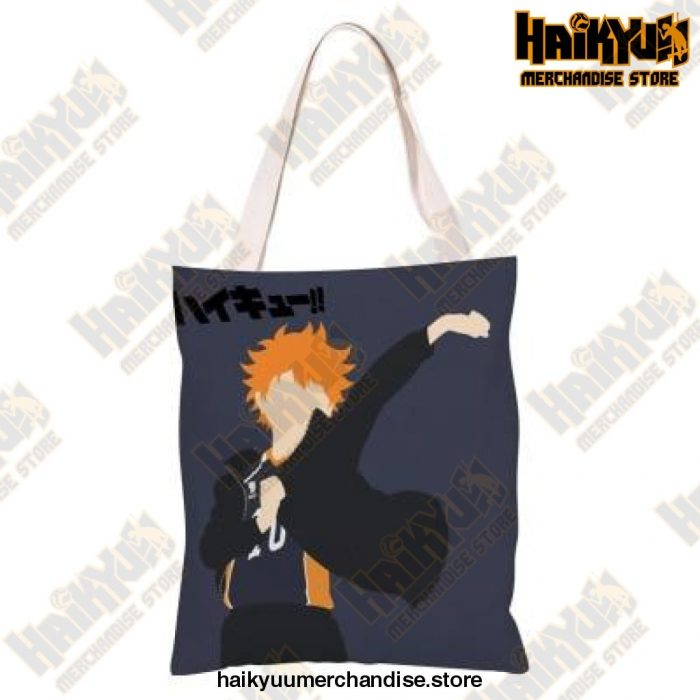 Haikyuu!! Canvas Shoulder Bag U