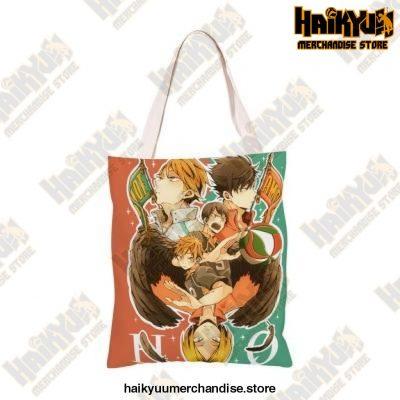 Haikyuu!! Canvas Shoulder Bag V