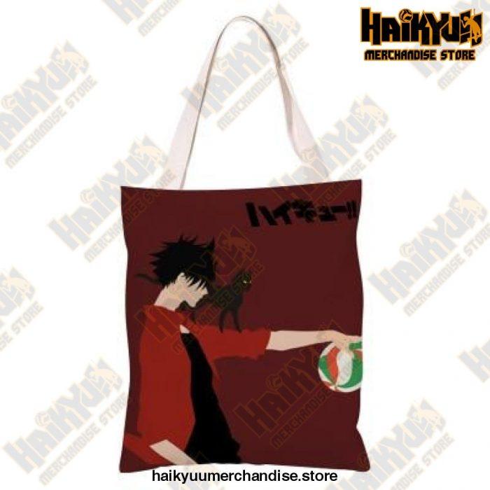 Haikyuu!! Canvas Shoulder Bag Y