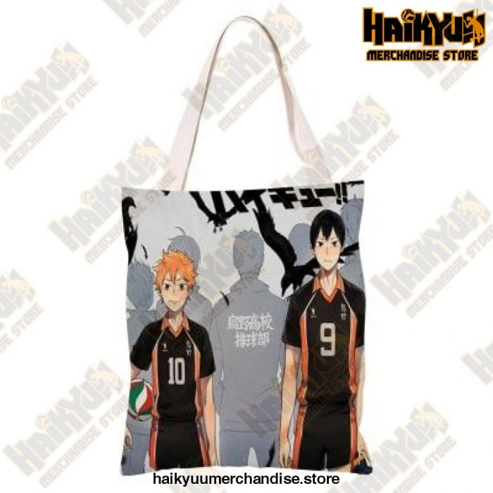 Haikyuu!! Canvas Shoulder Bag Z