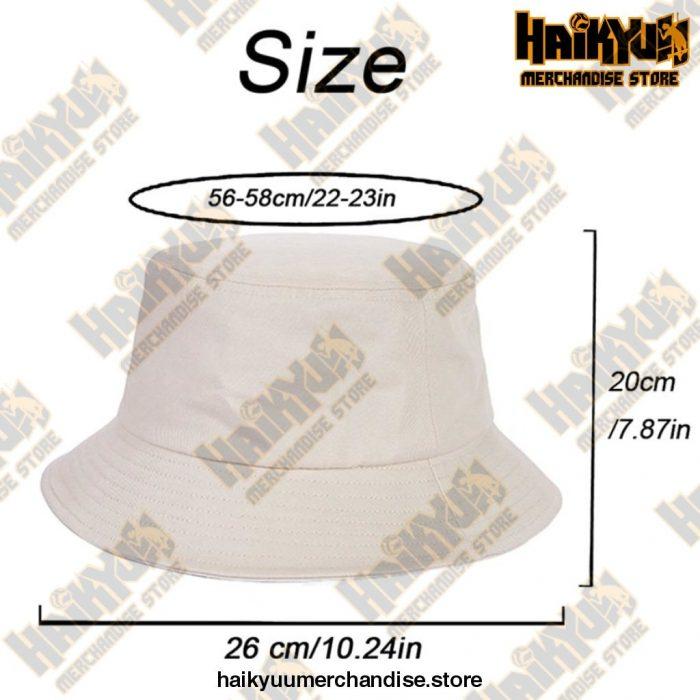 Haikyuu Fly High Bucket Hats