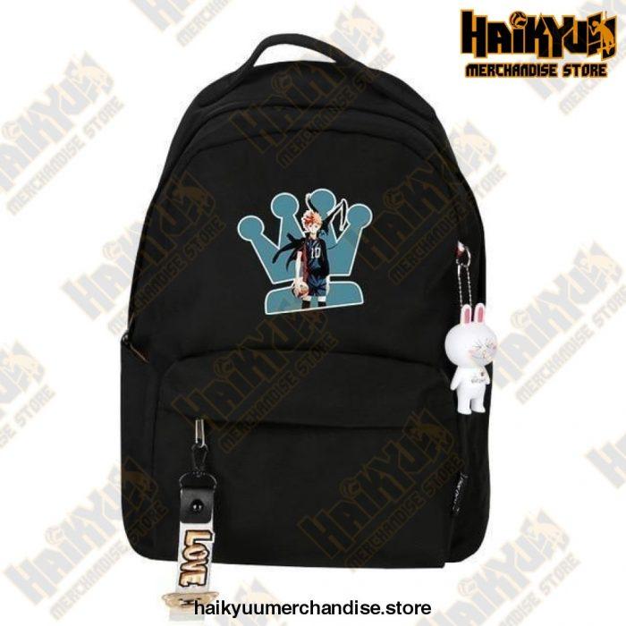Haikyuu Backpack  Hinata Shoyo Default Title Official Haikyuu Backpack Merch