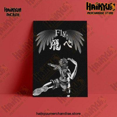 21x30cm  No Frame Official Haikyuu Canvas Merch