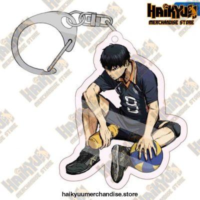 Haikyuu! Karasuno High School Key Chains H02