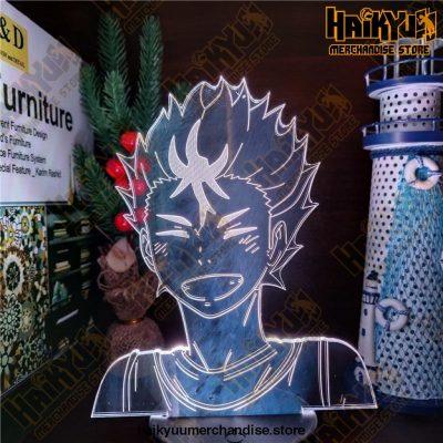Haikyuu Kawaii Nishinoya 3D Led Anime Lamp