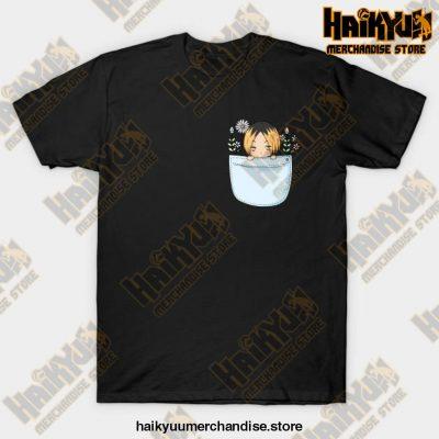 Haikyuu Kenma T-Shirt Black / S