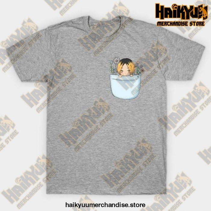 Haikyuu Kenma T-Shirt Gray / S
