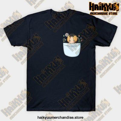 Haikyuu Kenma T-Shirt Navy Blue / S