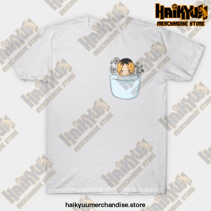 Haikyuu Kenma T-Shirt White / S