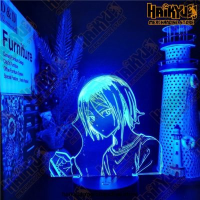 Haikyuu Kozume Kenma 3D Led Nightlights