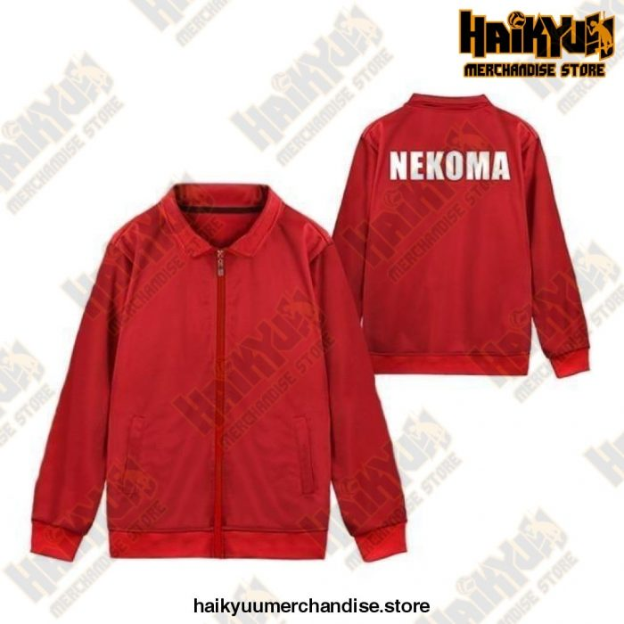 L Official Haikyuu Jacket Merch