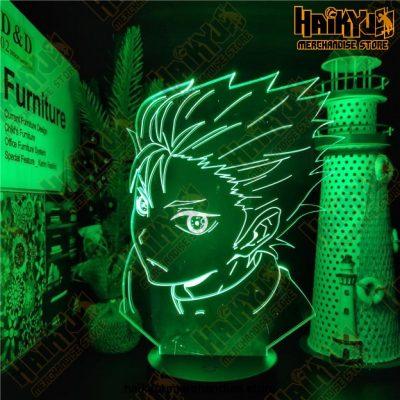 Haikyuu Nishinoya Yuu 3D Led Anime Lamp