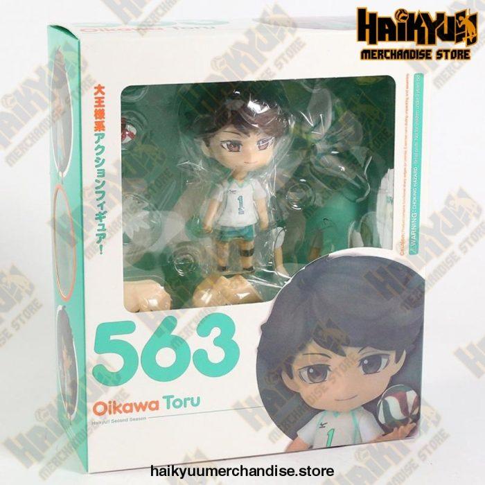 Haikyuu!! Oikawa Tooru Action Figure