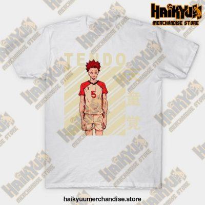Haikyuu Satori Tendo T-Shirt White / S