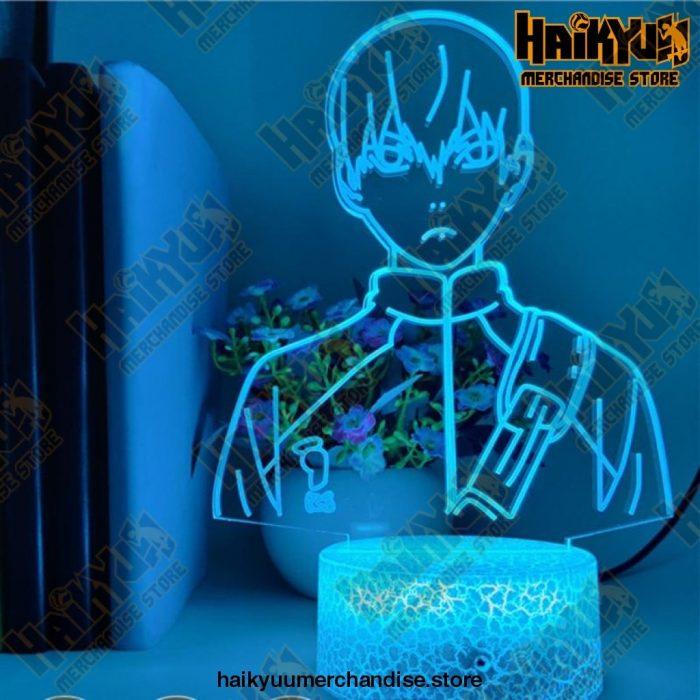 Haikyuu Tobio Kageyama 3D Anime Lamp