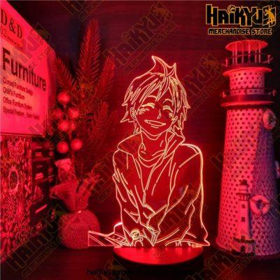 Haikyuu Yamaguchi Tadashi 3D Color Changing Lamp