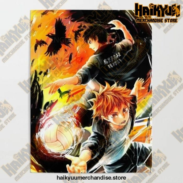 Hd Canvas Pictures Haikyuu Home Decoration 21X30Cm No Frame / Nordic Jx3297-04