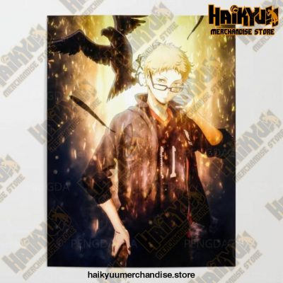 Hd Canvas Pictures Haikyuu Home Decoration 21X30Cm No Frame / Nordic Jx3297-05