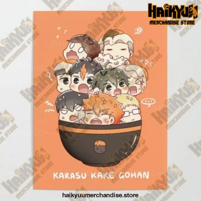 Hd Canvas Pictures Haikyuu Home Decoration 21X30Cm No Frame / Nordic Jx3297-08