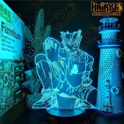Kotaru Bokuto Victory 3D Led Anime Lamp