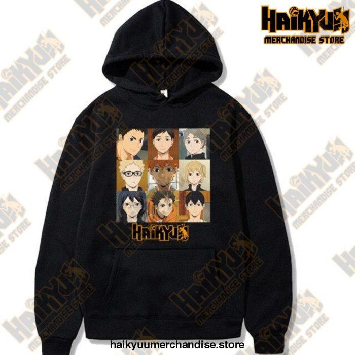 Men Hoodie Haikyuu Sweatshirt Women Kuroo Anime Bokuto Manga Shoyo Japanese Shirt Mens Clothing