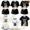 Msby Black Jackal Cosplay Sportswear Jerseys Uniform