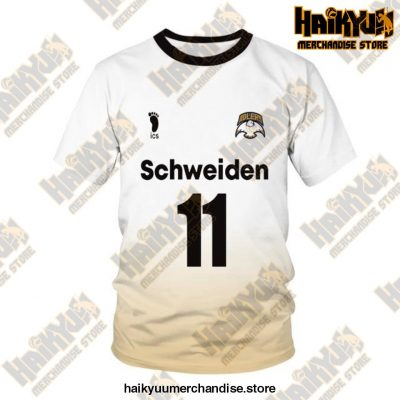 Msby Black Jackal Cosplay T-Shirt 11 / Xl